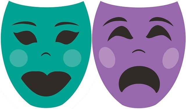 divadelní masky
