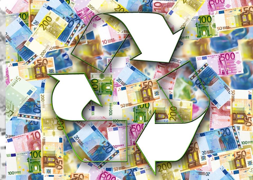 oběh eur